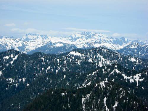 More Olympic Peaks