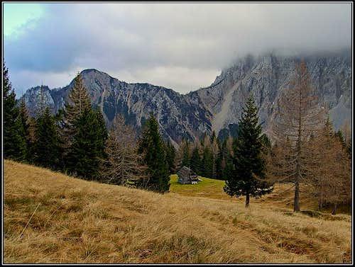 Ogrizova planina / Ogris Alm