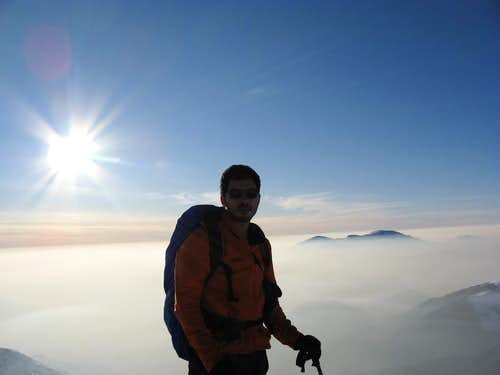 On PalanChal Peak