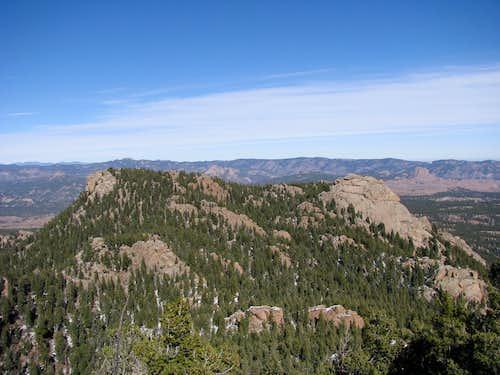 Little Scraggy Peak
