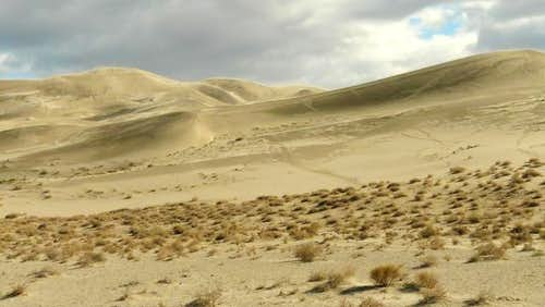 Huge Dunes...Huge Winds!