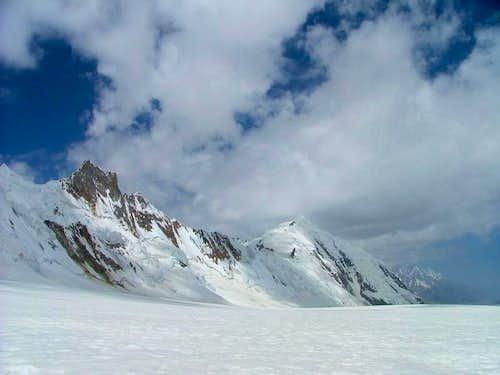 Hisper La (5151m), Karakoram, Pakistan