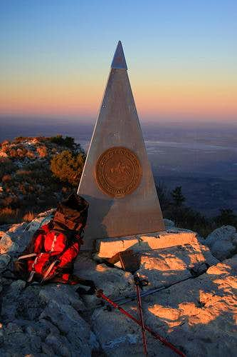 Guadalupe Peak Summit Market