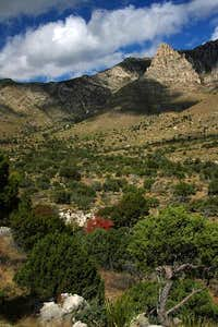 Pine Springs Canyon