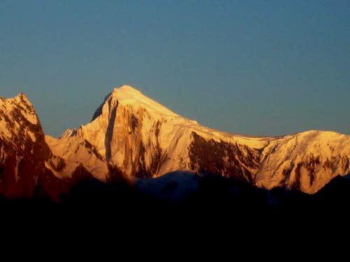 Spantik/Pyramid Peak (7027m)