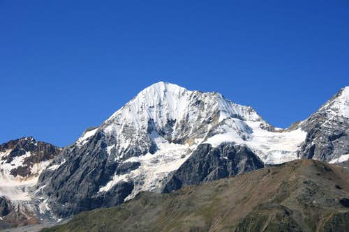 Gran Zebru, 3.859m