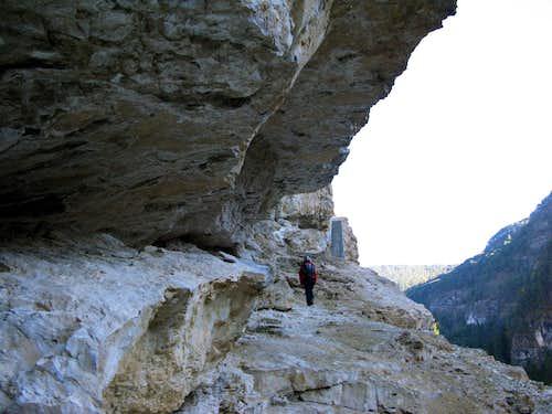Mondino trail