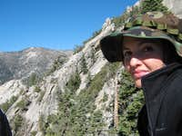 South Ridge in the San Jacinto Forest
