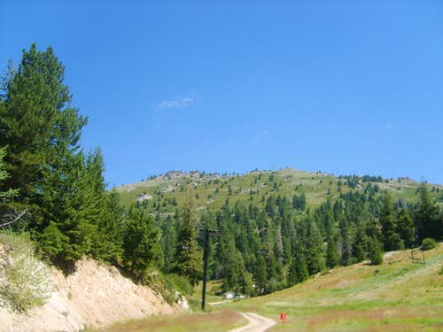 Shafer Butte