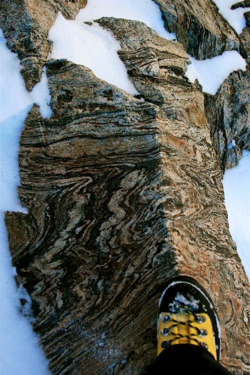 Granite Swirls