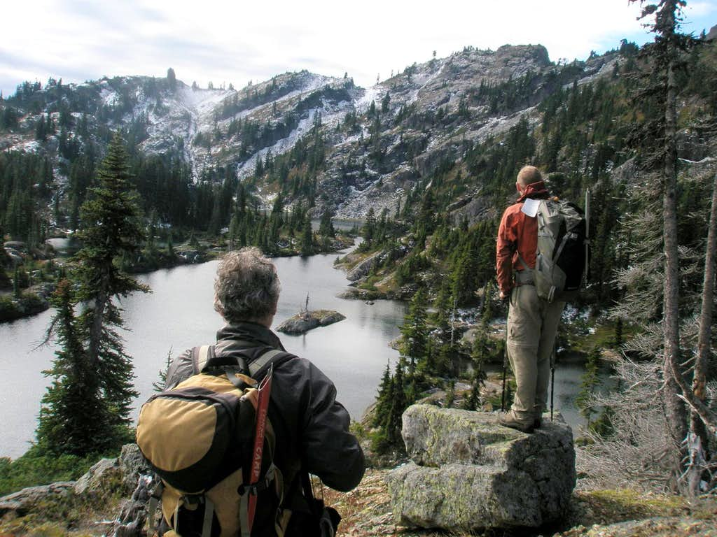 Rampart Ridge High Point
