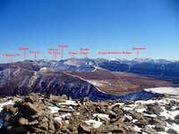 Utah's Highest Peaks