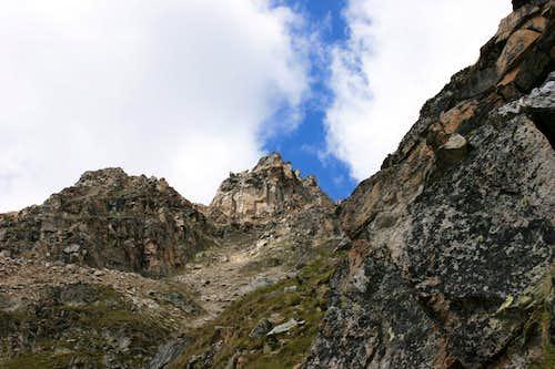 Hinteres Schöneck, 3.128m