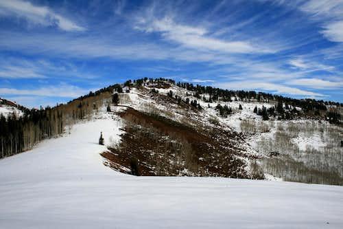 Silver Peak.