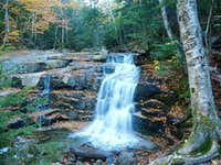 Stair Falls, Falling Waters Trail, Franconia Notch NH