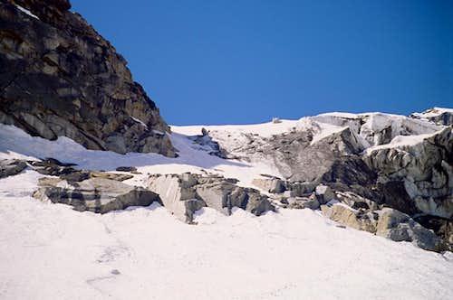 North flank, the Canalino Pisati