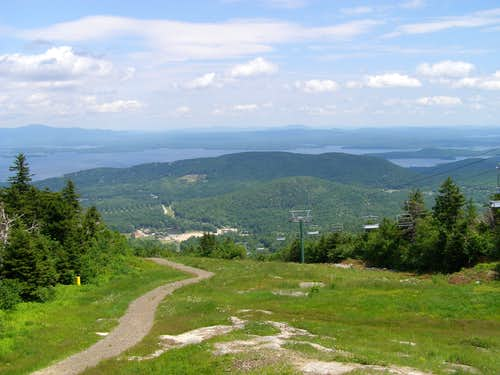 Gunstock Mt, NH