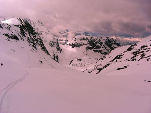 Kleine Reibn: Downhill to Seeleinsee