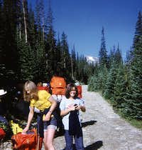 Rocky Mtn High 1973 - St Vrain Campground