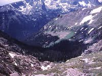 Rocky Mtn High 1975 - Hiking Up Flattop?