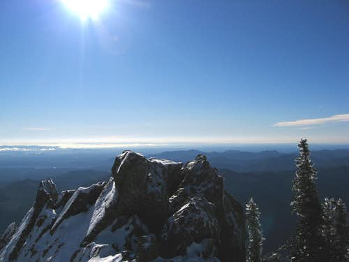 Mt Ellinor