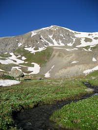Beautiful Handies Peak