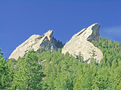Seal Rock - East Face South