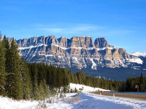 Castle mountain2