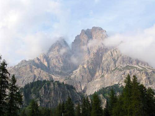 Monte Cristallo (3.221 mtrs)