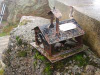 Old Mailbox on Mount Adarra