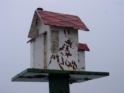 New Mailbox on Mount Adarra