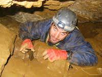 Me in Moghan Cave