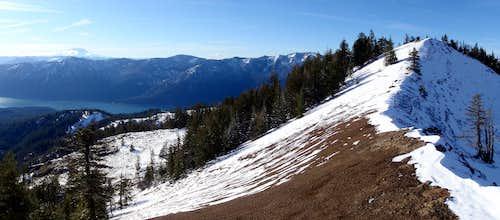 Hex Summit Panorama