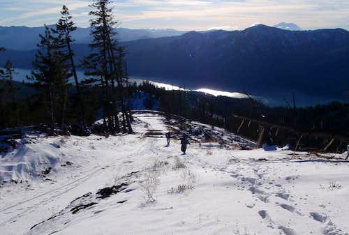 Hex Mountain Ridge