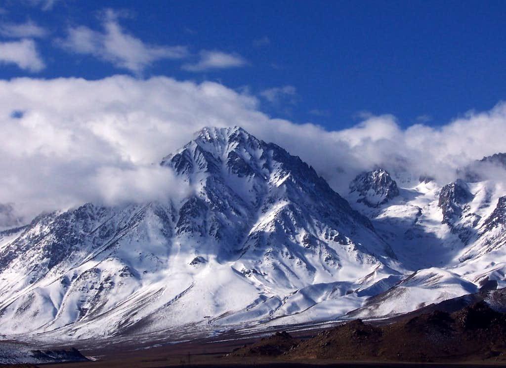 Mount Tinemaha