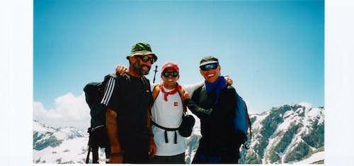 Nicolai, Carlos, Vern Tejas