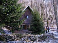Bitorajka mountain hut