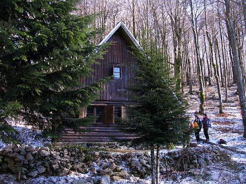 Bitorajka mountain hut