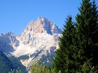 Croda Rossa d'Ampezzo / Hohe Gaisl, 3146 m