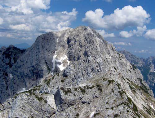 Mrzla Gora, 2.203m