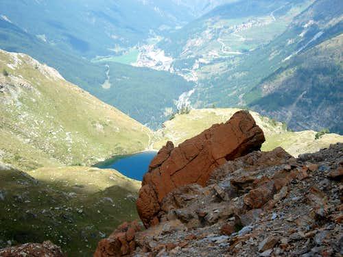 Lago Loie (m. 2356)