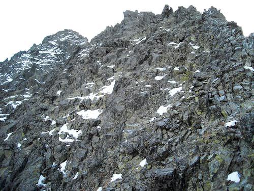 Zadny Gerlach massif
