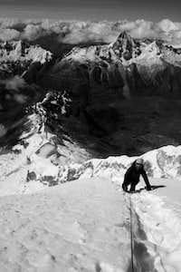 Chopicalqui, Summit Pyramid