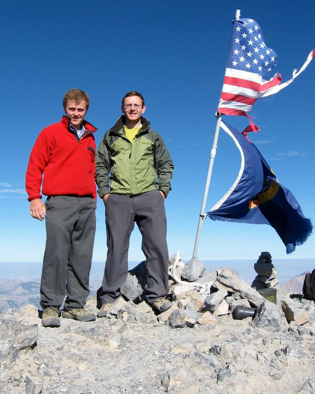 Borah Summit