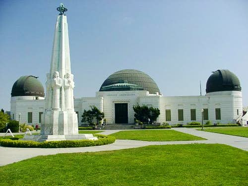 Griffith Observatory in...
