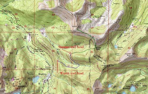 Scott Hill Topography.