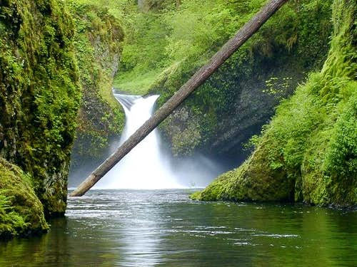 Columbia River Gorge: the...