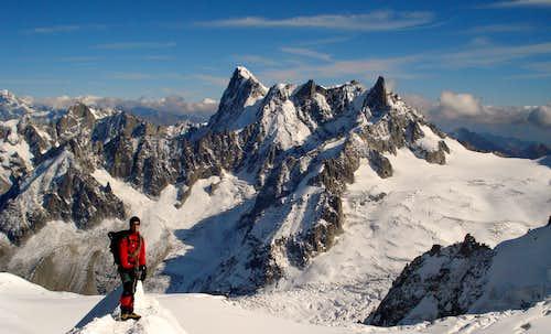 Mont Blanc area - oktober 2008