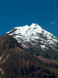 Nevado Andavite 5,518m.