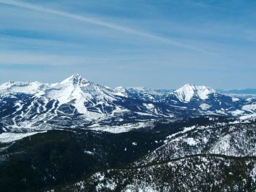 Lone Peak (Big Sky Resort)...